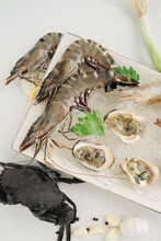 Fresh Seafoods Galore!