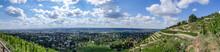 Panoramablick über Die Sächs...
