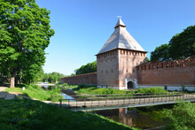 Wall And Kopytenskaya Tower Of...
