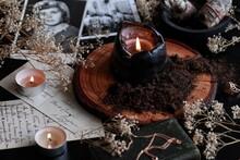 Spell Casting On Samhain (Hall...