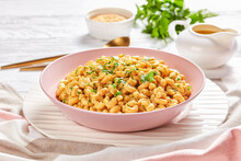 Vegan Mac And Cheese With Nutritional Yeast Sauce