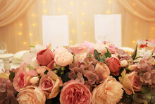 Wedding Table For The Bride An...