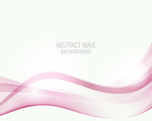 Pink Smooth Twist Light Lines ...