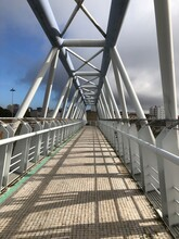 Bridge Over The Train