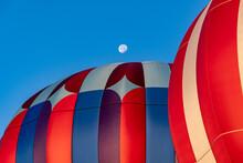 Hot Air Balloons In Summer