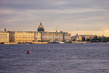 Sunset Saint Petersburg  Europ...