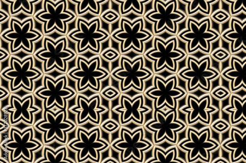 convoluted snowflake futuristic art Tapéta, Fotótapéta