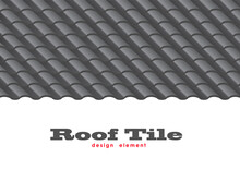 Vector Gray Corrugated Metal T...