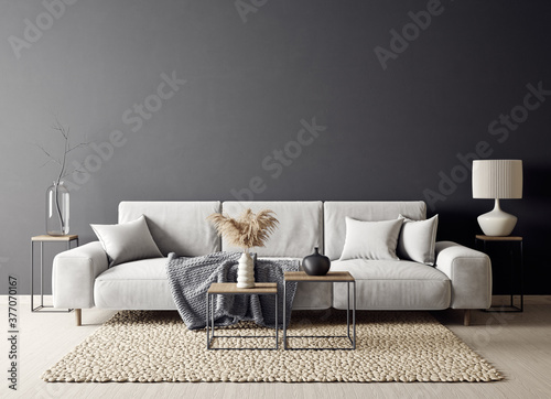 Obraz interior - fototapety do salonu
