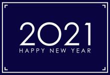 Concepto Feliz Año Nuevo. Log...