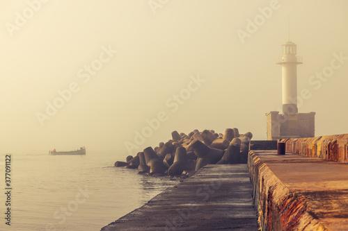 Photo Sea sunrise