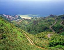 New Taipei Ruifang Shuinan Cave Yin Yang Sea Taiwan