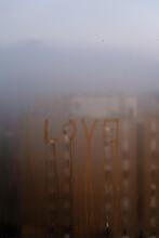 Love Written On A Cold Window