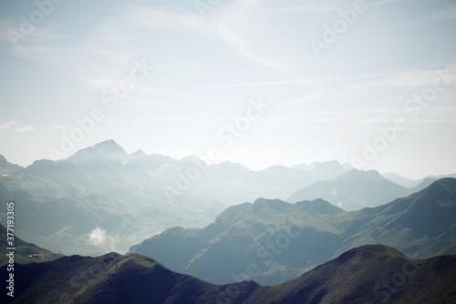 Photo Peaks in the Pyrenees