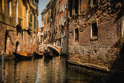 Fotografie, Obraz Venize Canal