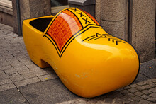 A Big Traditional Clog In A St...