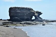 Beach At Galapagos