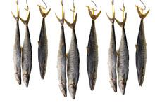 Salted Organic Fish Hanging Di...
