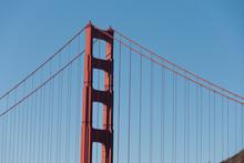 Golden Gate Bridge As Seen From Around San Francisco Bay 2013