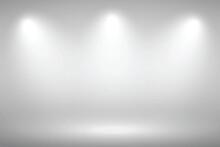 Grey Gradient Background. Abst...