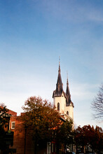 Church Steeple, Frederick, Maryland