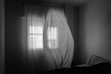 Billowing Curtain