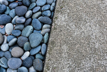 River Rock And Pea Gravel Hard...
