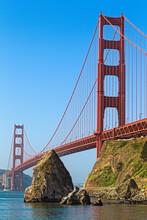 Golden Gate Bridge - International Orange