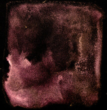 Metallic Pink Antique Color Texture Painting Watercolor Background