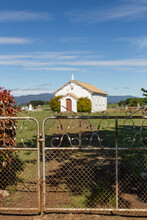 Old Church In The Country