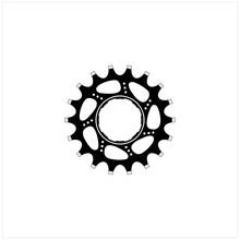 Wheel Rear Gear Cassette Sproc...