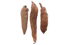 Fresh Tapioca Roots Or Cassava...