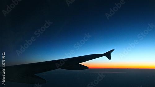 Photo Himmel, Wolken, Blau, Orange, Rosa, Sonnenaufgang, Sonnenuntergang, Morgenstimmu