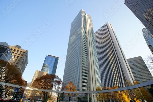 Carta da parati 新宿の高層ビル