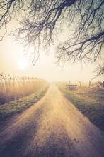 Weide Und Wanderweg In Braunsc...