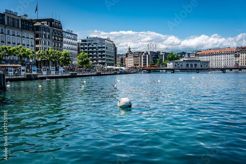 Photo Lac Leman - Geneva /Swiss