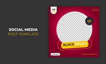 Black Friday Social Media Post...