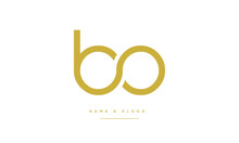 BO,OB ,B ,O  Abstract Letters ...