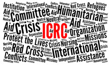ICRC Word Cloud Concept
