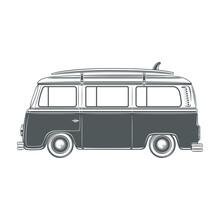 Retro, Vintage, Travel, Camper...
