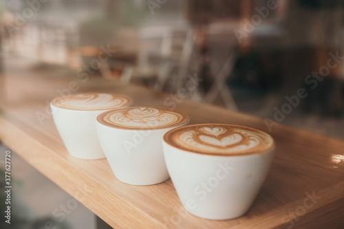 Fototapeta Cups of  Coffee