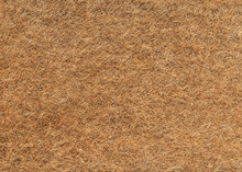 Doormat, Coir Door Mat Carpet Background With Coconut Natural Husk Fibre Texture Pattern For House Floor, Home Interior And Exterior Matting
