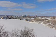 Nepean Point Hill In Ottawa, W...