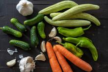 Fresh Vegetables For Pickle