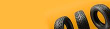 Three Friction Tires, Winter S...