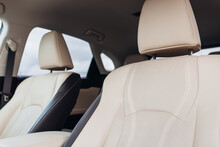 Modern Car Sport Leather Seat High Performance Material