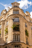 Paris, beautiful building, Montmartre