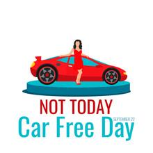 Car Free Day Eco Holiday 22 Se...