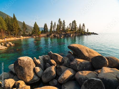 Fényképezés Summer time at San Harbor State Park, Lake Tahoe