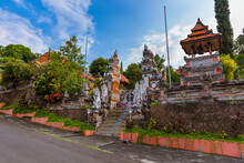 Buddhist Temple Of Banjar - Is...